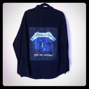 Cotton On Metallica Shirt